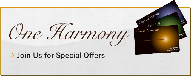 One Harmony Join Us for Special Offers